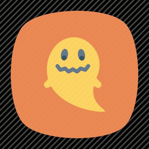 devil, ghost, halloween, spooky icon