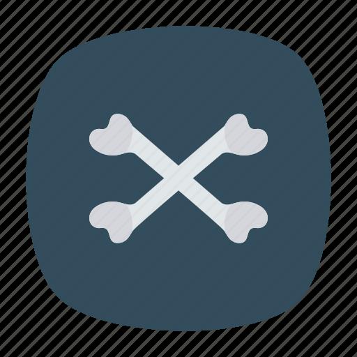 Bones, danger, roger, warning icon - Download on Iconfinder
