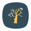 green, nature, plant, tree icon