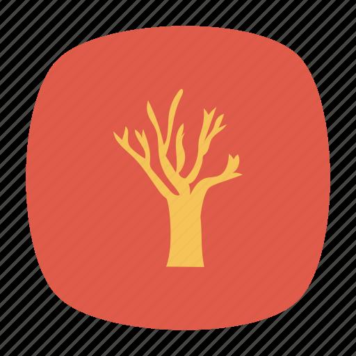 nature, plant, tree, wood icon