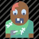 avatar, fea, halloween, scary, spooky, terror, zombie