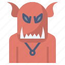 character, cultures, cyclops, devil, giant, monster, scary