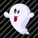 emoji, ghost, halloween, holiday