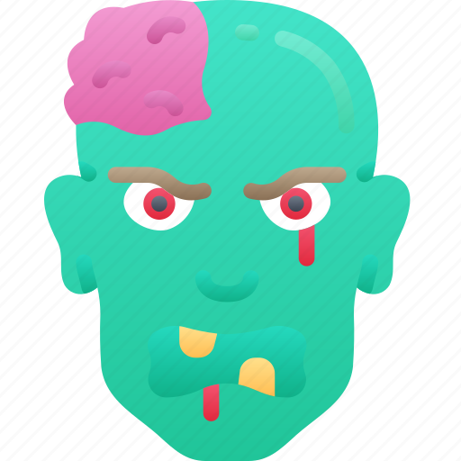 Dead, evil, halloween, male, zombie icon - Download on Iconfinder