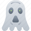 dead, evil, ghost, halloween, haunted icon