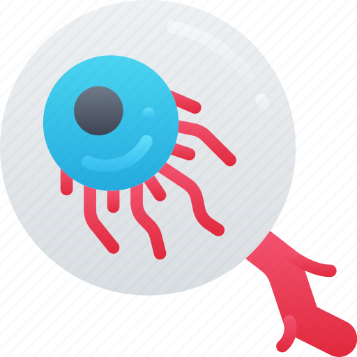 Ball, evil, eye, halloween, view icon - Download on Iconfinder