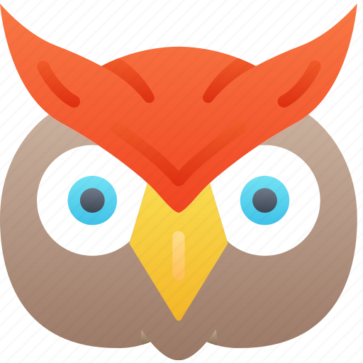Animal, bird, evil, halloween, owl icon - Download on Iconfinder