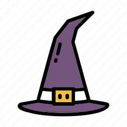 halloween, hat, magic, magician, witch icon