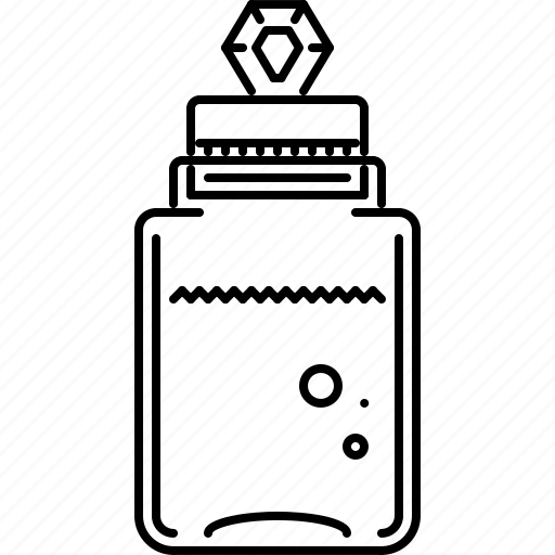 bottle, fantasy, halloween, legend, potion, story icon