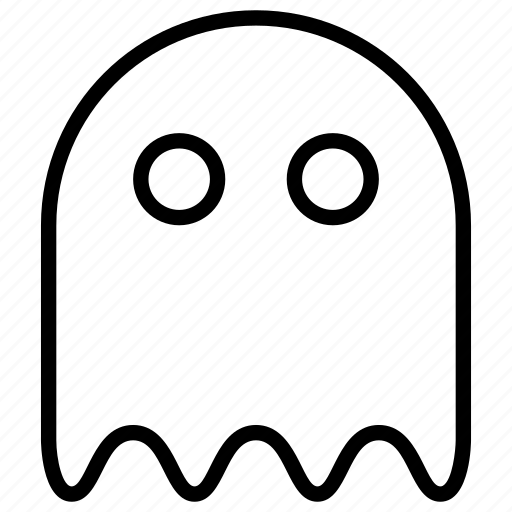 cemetery, ghost, halloween, mystery, pacman, phantom, spirit icon
