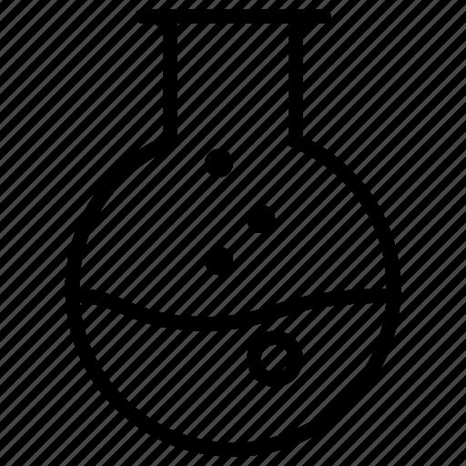 chemistry, elixer, experiment, halloween, mana, poison, potion icon