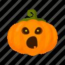 emoji, halloween, lantern, pumpkin