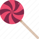 candy, halloween, lollipop, sweet, trick or treat icon