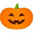carved, halloween, happy, jack o lantern, pumpkin icon