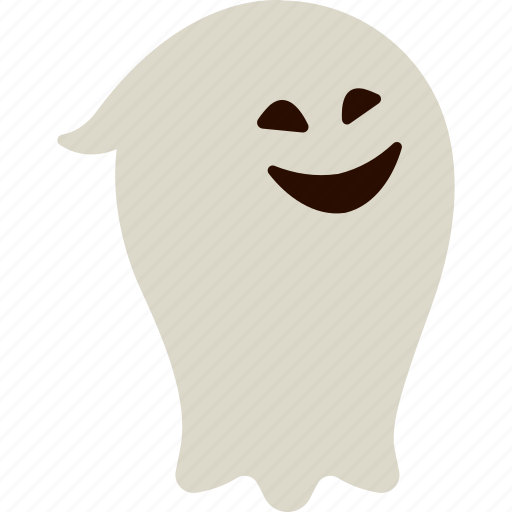 character, costume, ghost, halloween, happy, spooky icon