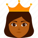 character, costume, girl, halloween, kid, princess icon