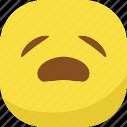 avatar, emoji, emoticon, emotion, envy, sad, smiley icon