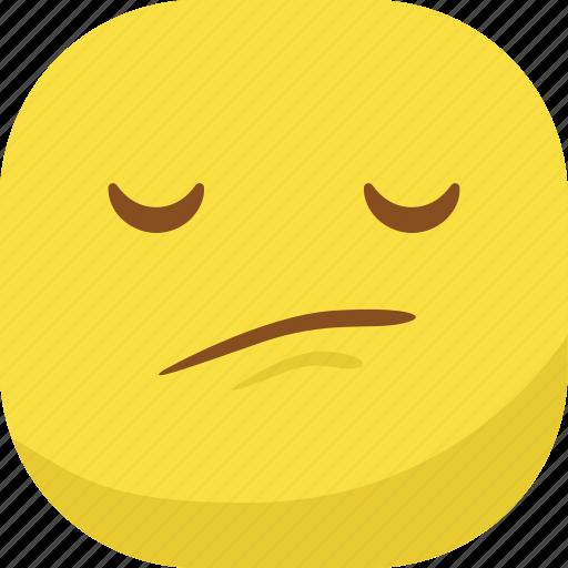 avatar, dissapointed, emoji, emoticon, emotion, sad, smiley icon