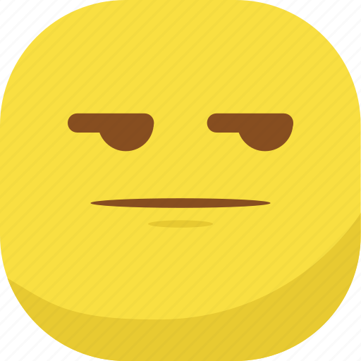 avatar, emoji, emoticon, emotion, envy, smiley icon