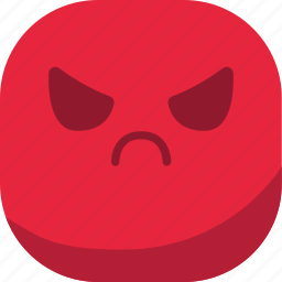 angery, angry, avatar, emoji, emoticon, emotion, smiley icon