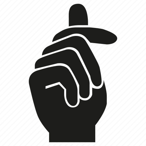 arm, finger, fist, gesture, hand, palm, punch icon