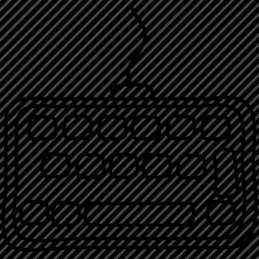 computer, control, keyboard icon
