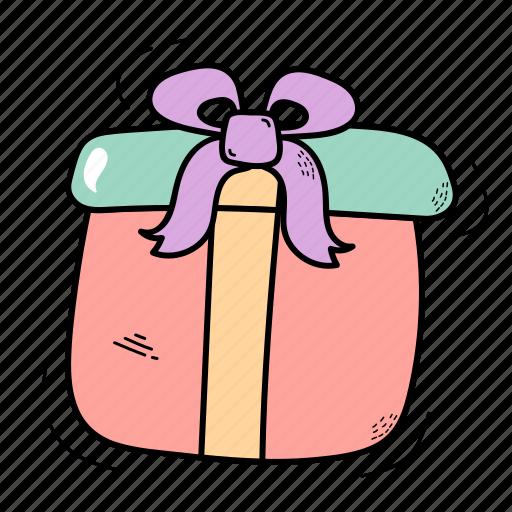 box, celebration, gift, present, surprise icon