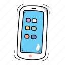 call, device, mobile, phone, telephone icon