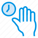 clcik, cursor, hold, longpress, pointer, press, tool icon