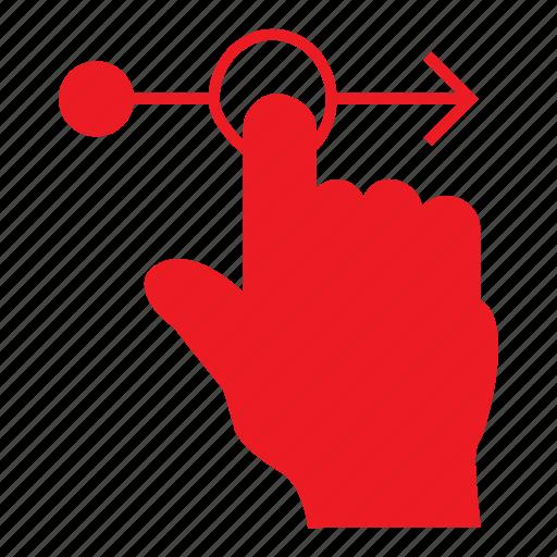 arrow, click, cursor, move, tap, tool, touch icon