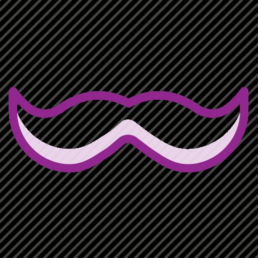 beard, hipster, male, man, mostache, moustache icon