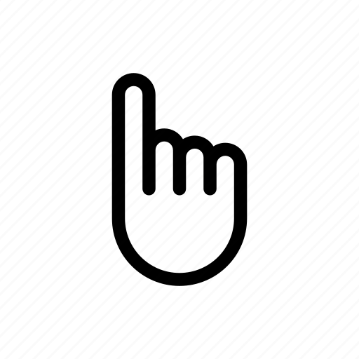 arrow, arrows, direction, hand, navigation, up, upload icon