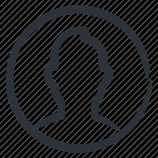 avatar, man, profile, user icon