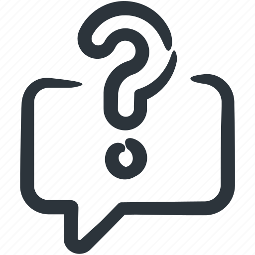 faq, help, help chat, question, questions, support, support chat icon