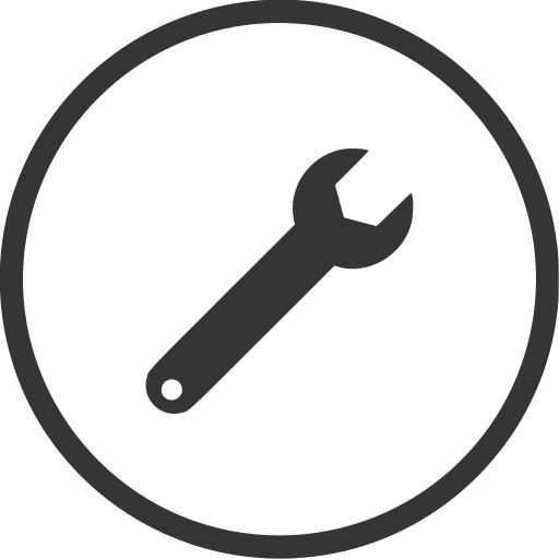 building, construction, diy, repair, tool, wrench icon