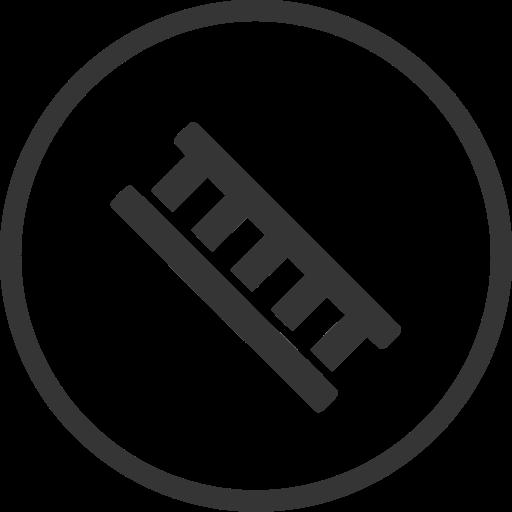 construction, diy, ladder, tool icon