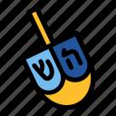 israel, toy, hanukkah, jewish, dreidel, chanukah, religious