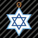 chanukah, hanukkah, hanukkah decoration, israel, jewish, religious, star of david