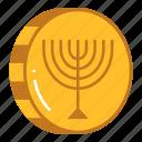 chanukah, chocolate, gelt, hanukkah, israel, jewish, religious icon
