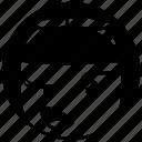 girl, avatar, smile, happy, face, emotion, headband icon