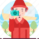 male, photography, man, avatar, photographer, scenery