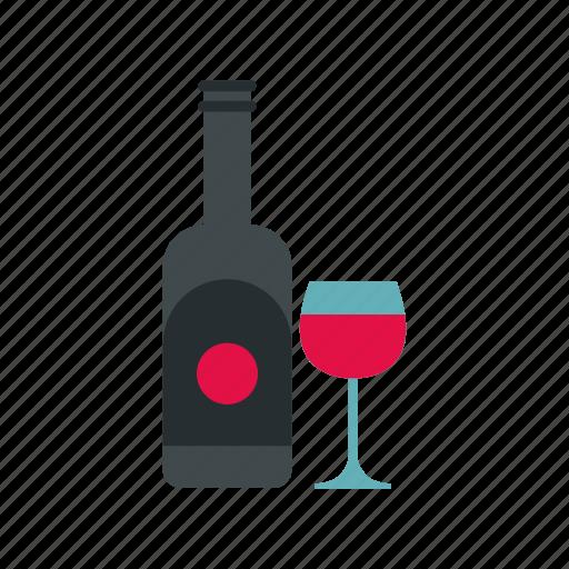 alcohol, bar, drink, glass, holiday, liquid, wine icon