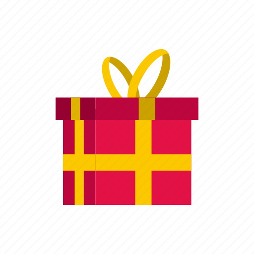 bow, box, celebration, decoration, gift, holiday, present icon