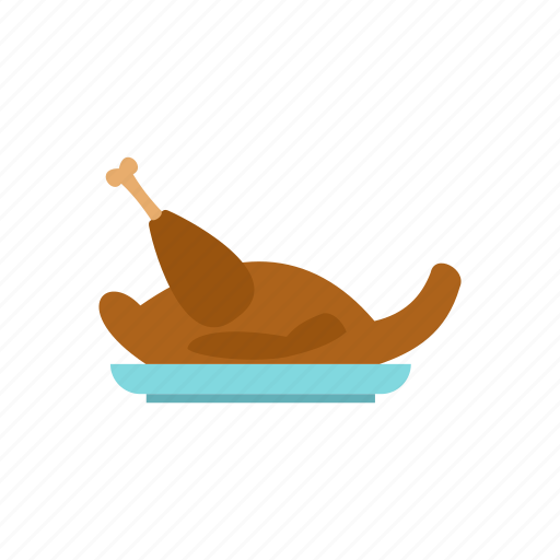 chicken, dinner, drumstick, food, fried, meat, snack icon
