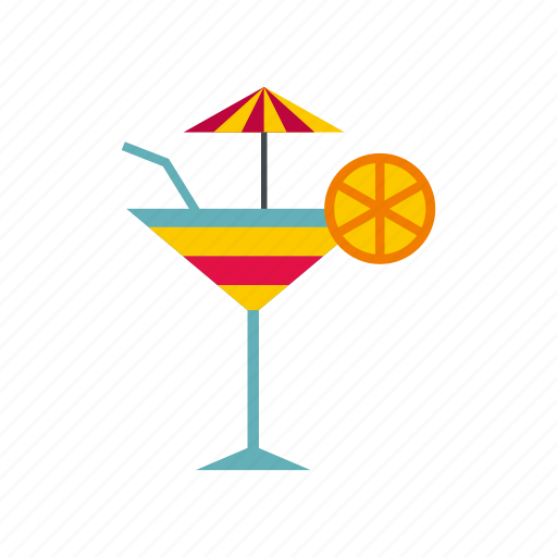 alcohol, cocktail, drink, fresh, fruit, glass, party icon