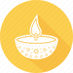 celebration, decoration, diwali, diwali lamp, diya icon