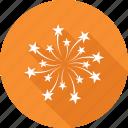 celebrate, fireworks, petard, salute icon