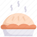 cake, easter day, egg, happy easter, holidays, pie, spring season icon