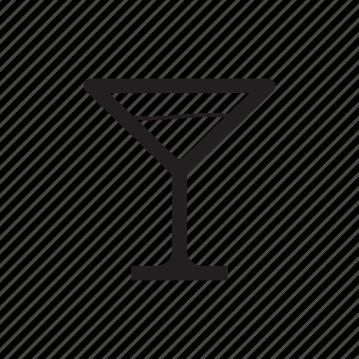 cocktail, martini, vodka icon