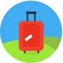 baggage, flight, luggage, travel, trip, vacation, weekend